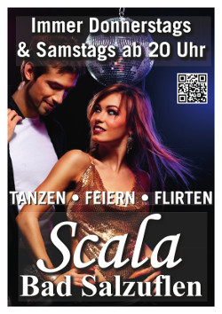 scala immer donnerstags
