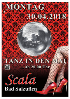 Scala Tanz in den Mai 20189